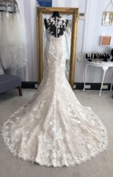 Pronovias | Wedding Dress | Fit to Flare | WF316H
