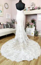 Watters   Wedding Dress   Fit to Flare   W921L