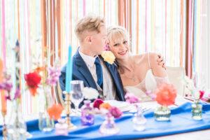 Green Union – Colourful Sustainable Summer Wedding Ideas
