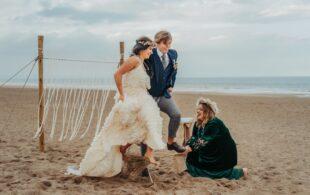 Unconventional Wedding – Eco – Friendly Beach Elopement