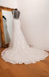 Eternity | Wedding Dress | Fit to Flare | WH182C
