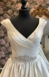 Allure | Wedding Dress | Aline | WN26D
