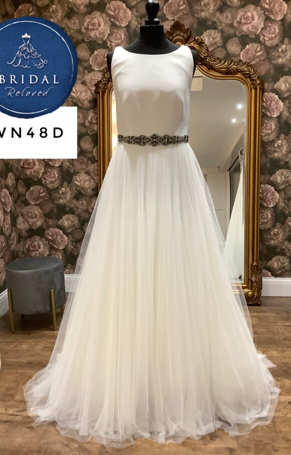 Jesus Peiro | Wedding Dress | Aline | WN48D