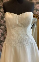Terry Fox | Wedding Dress | Aline | WN13