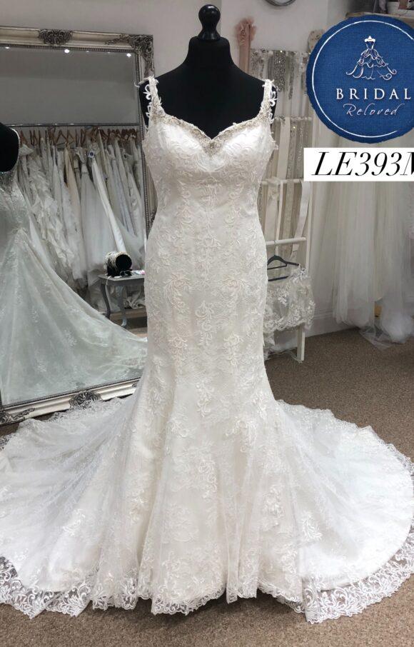 Richard Designs | Wedding Dress | Fishtail | LE393M