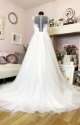 White Rose   Wedding Dress   Aline   W983L