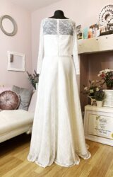 Bianco Evento | Wedding Dress | Aline | W982L