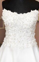 White Rose | Wedding Dress | Aline | W977L
