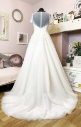 White Rose | Wedding Dress | Aline | W989L