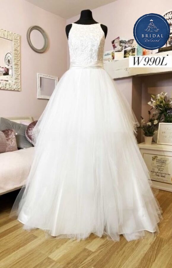 Sassi Holford | Wedding Dress | Aline | W990L