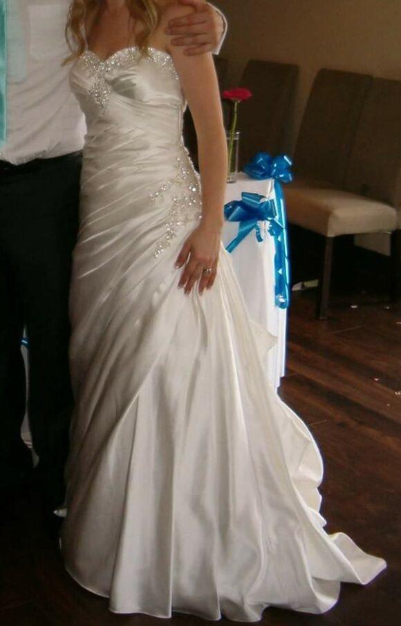 Morilee | Wedding Dress | Aline | C2046