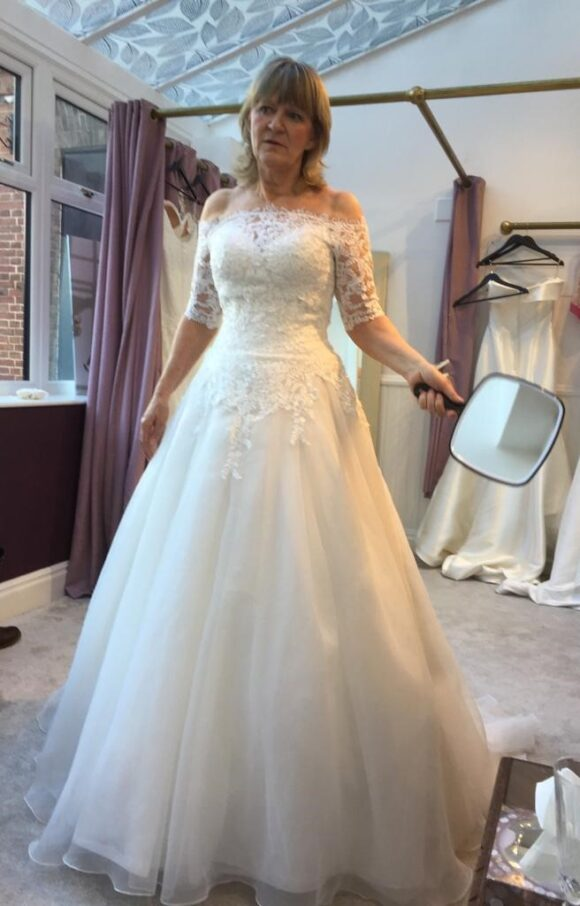 Rebecca Ingram   Wedding Dress   Aline   C2054