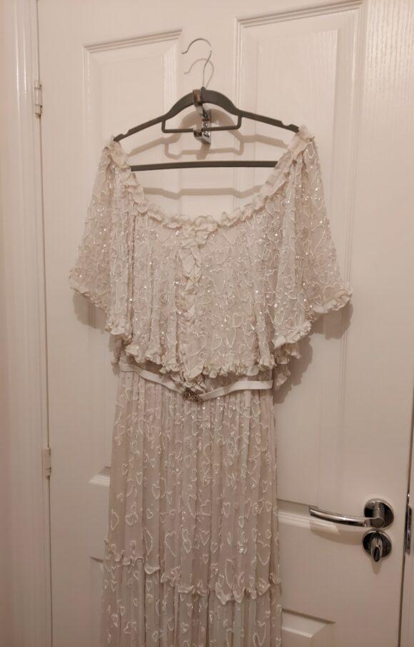 Eliza Jane Howell   Wedding Dress   Straight   C2077