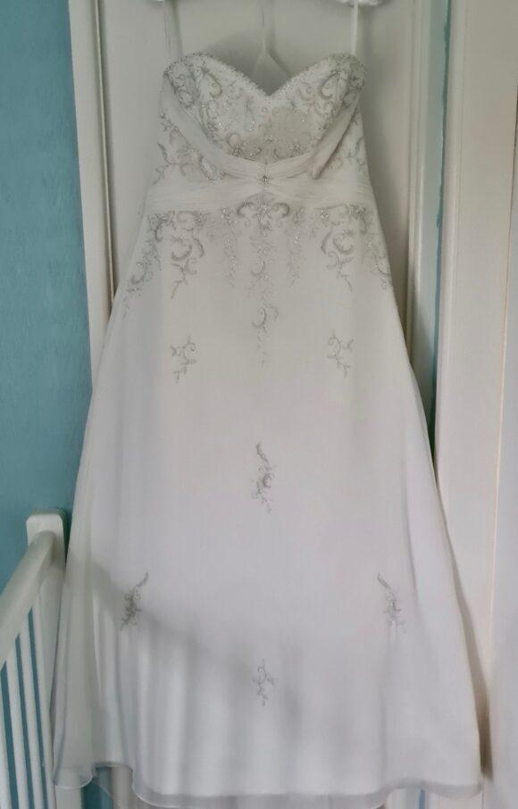 Morilee   Wedding Dress   Aline   C2079