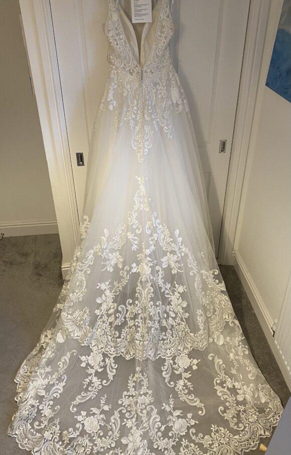 Morilee   Wedding Dress   Aline   C2093