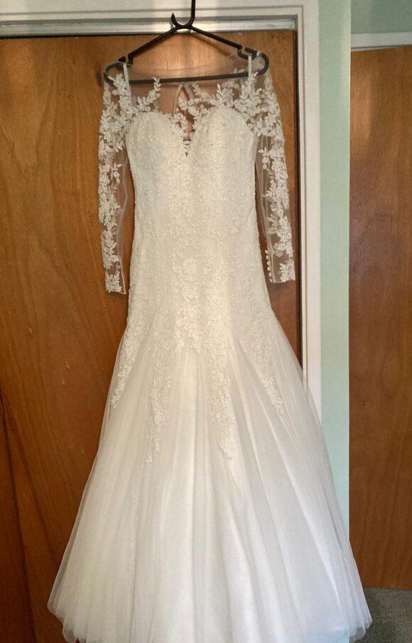 Viva Bride | Wedding Dress | Aline | C2052