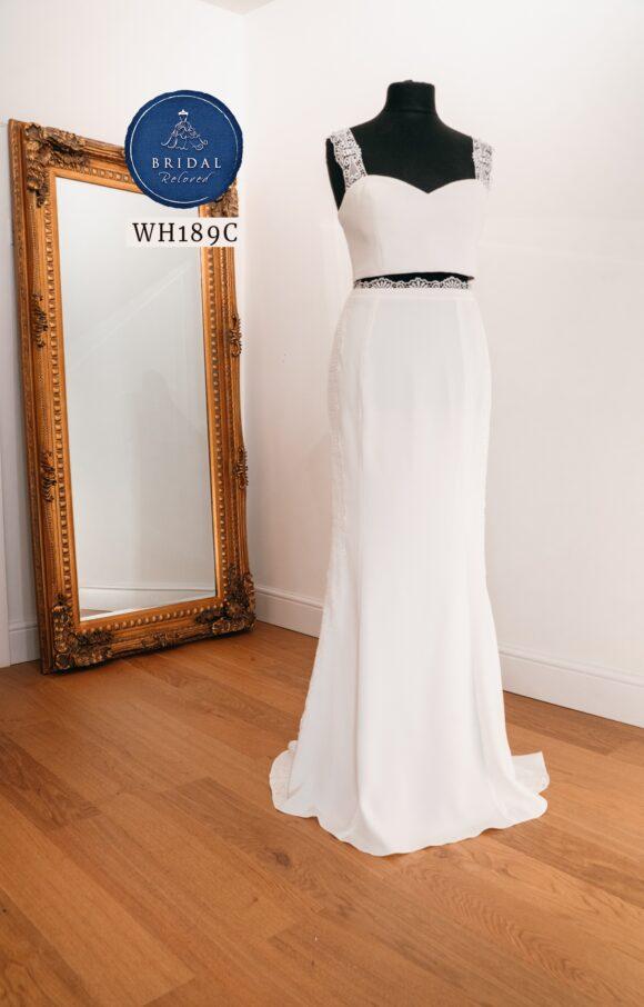 Catherine Deane   Wedding Dress   Separates   WH189C