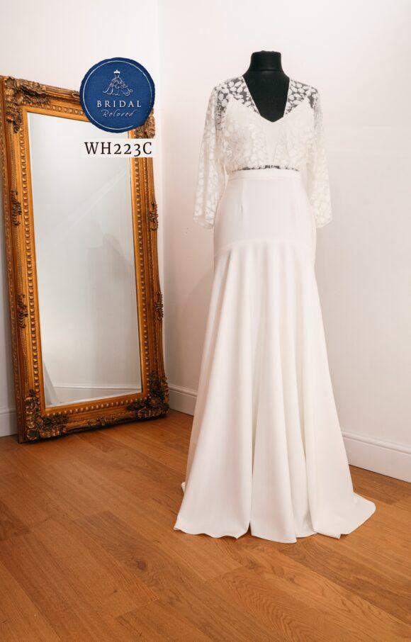 Charlie Brear | Wedding Dress | Separates | WH223C