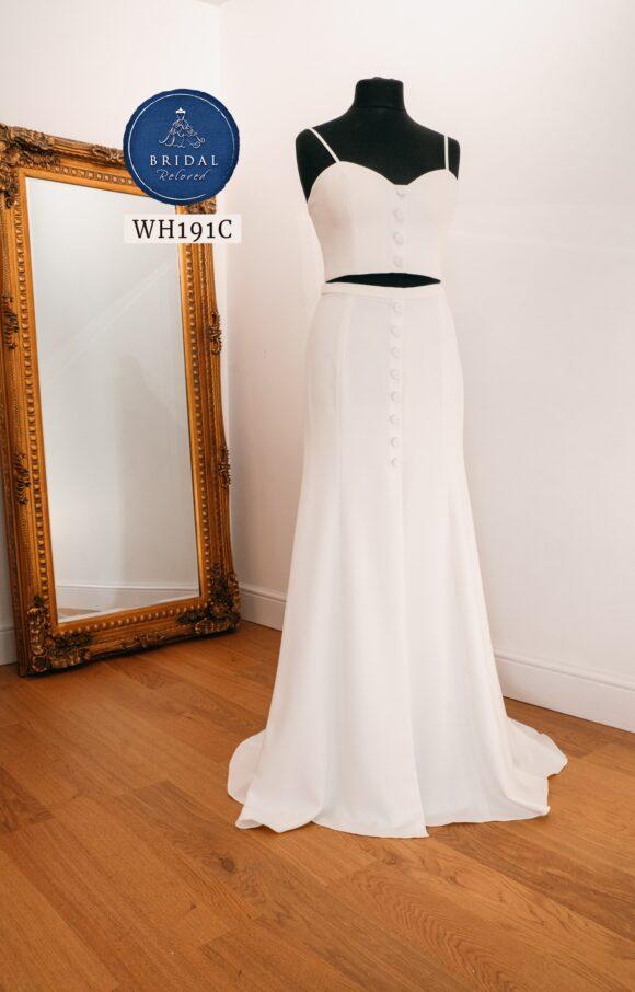 Catherine Deane   Wedding Dress   Separates   WH191C
