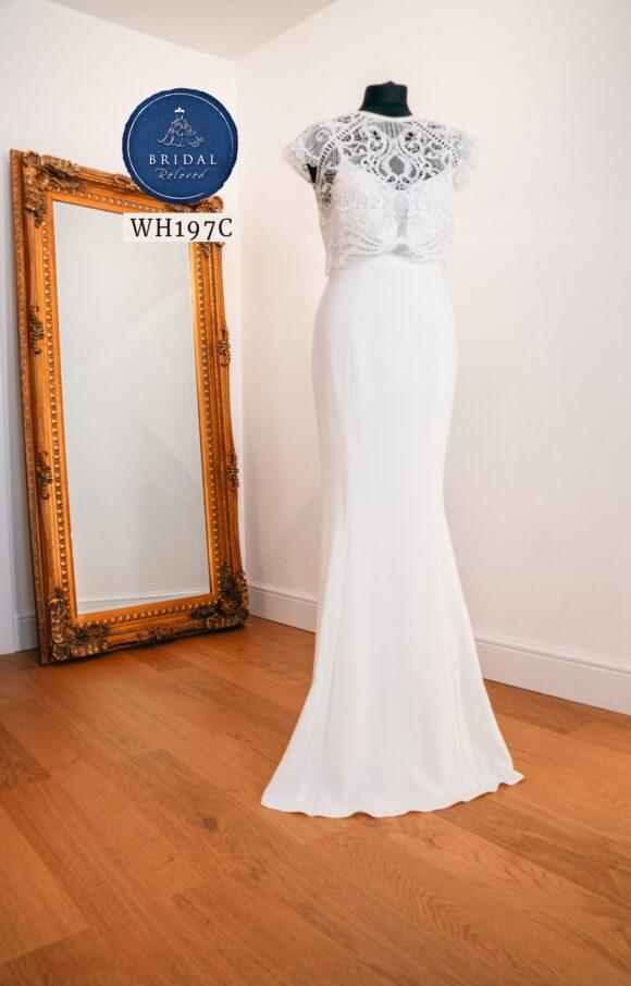 Catherine Deane   Wedding Dress   Separates   WH197C