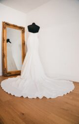 Sassi Holford | Wedding Dress | Fit to Flare | WH247C