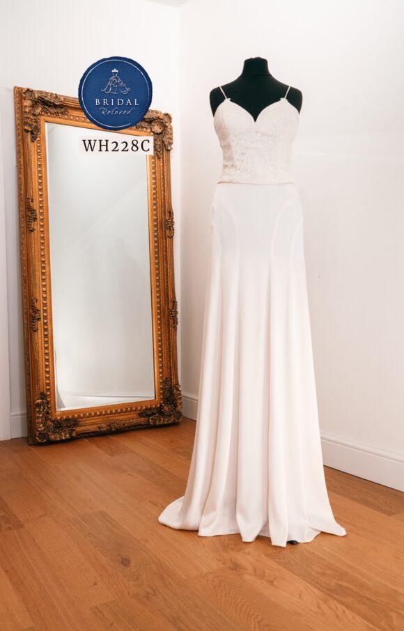 Catherine Deane   Wedding Dress   Separates   WH228C