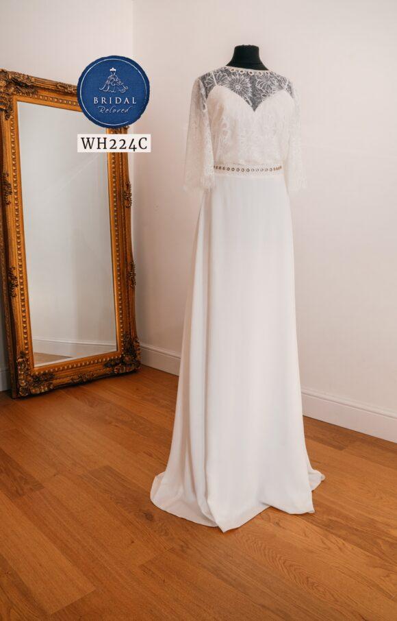 Charlie Brear   Wedding Dress   Separates   WH224C