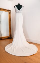 Sassi Holford | Wedding Dress | Fit to Flare | WH246C