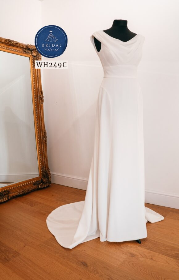 Sassi Holford | Wedding Dress | Aline | WH249C
