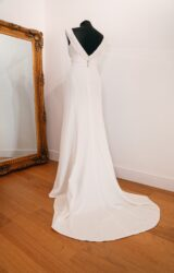 Sassi Holford | Wedding Dress | Aline | WH249C