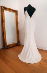 Sassi Holford | Wedding Dress | Fit to Flare | WH240C