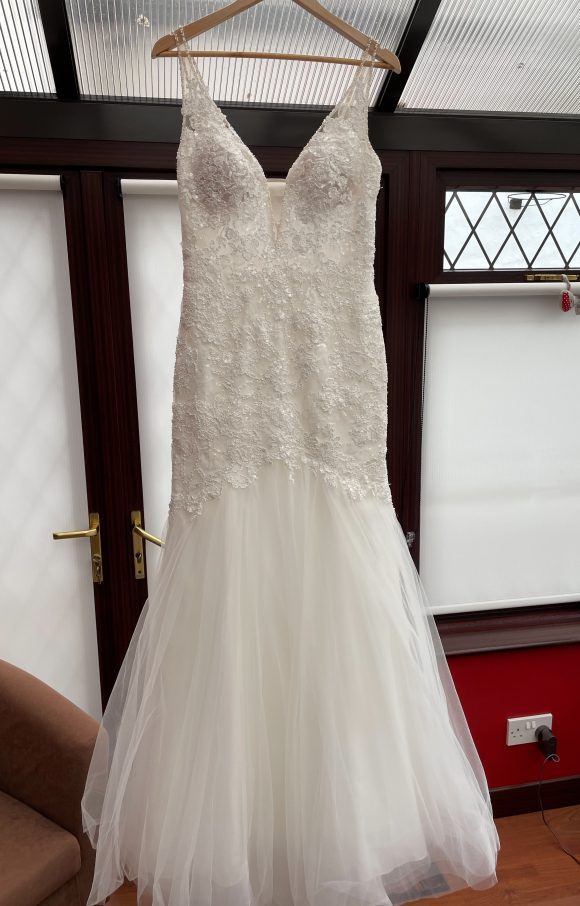 Maggie Sottero | Wedding Dress | Fishtail | C2337