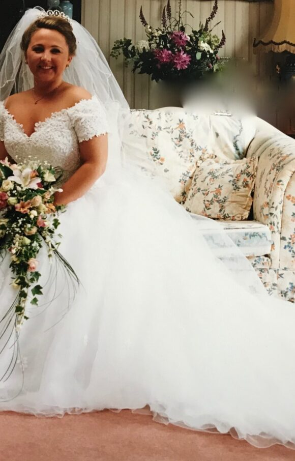 Berketex | Wedding Dress | Aline | C2159
