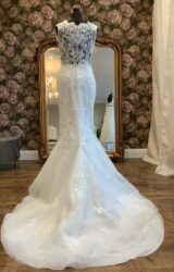 Charlotte Balbier | Wedding Dress | Fishtail | WN30D