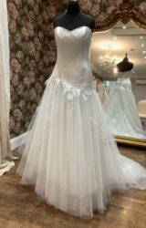 Cymbeline | Wedding Dress | Fit to Flare | WN54D