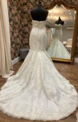 Pronovias | Wedding Dress | Fishtail | WN50D