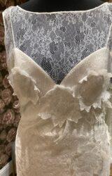 David Fielden | Wedding Dress | Column | WN34D