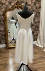 Rita Mae | Wedding Dress | Tea Length | WN36D