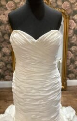 Ian Stuart | Wedding Dress | Fishtail | WN18