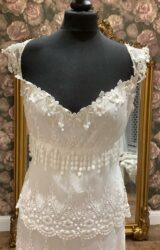 Claire Pettibone | Wedding Dress | Column | WN14