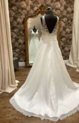 Alexia | Wedding Dress | Aline | WN24D