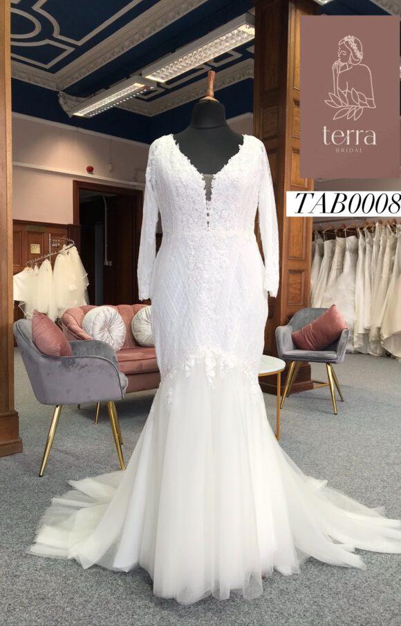 Terra Bridal | Wedding Dress | Fishtail | TAB0008