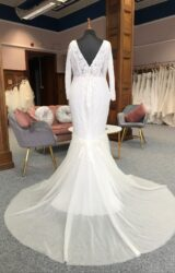 Terra Bridal | Wedding Dress | Fishtail | TAB0008