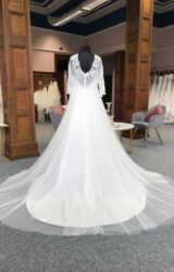 Terra Bridal | Wedding Dress | Aline | TAB0005
