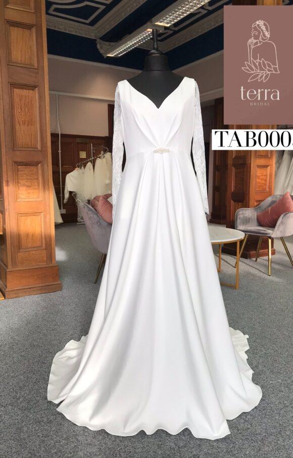 Terra Bridal | Wedding Dress | Aline | TAB0003