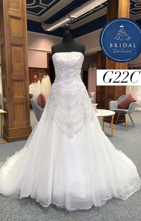 Allure | Wedding Dress | Aline | G22C