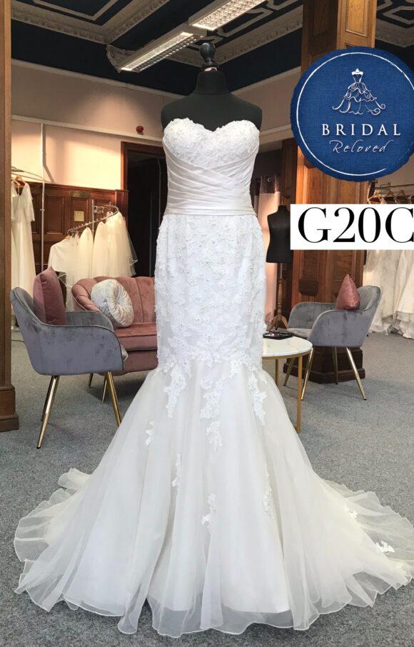 Sincerity   Wedding Dress   Fishtail   G20C