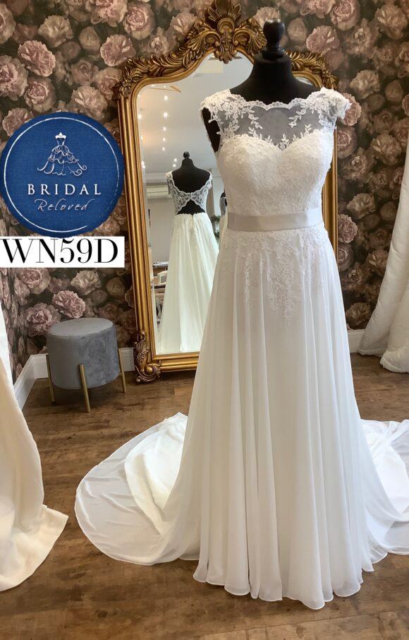 Sincerity | Wedding Dress | Aline | WN59D