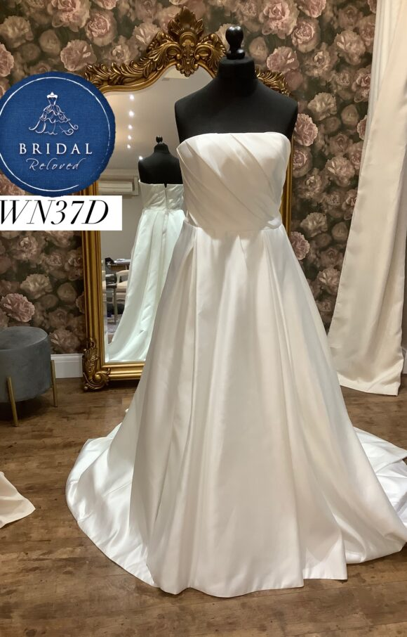 Enzoani | Wedding Dress | Aline | WN37D