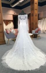 Ronald Joyce | Wedding Dress | Fit to Flare | G53C